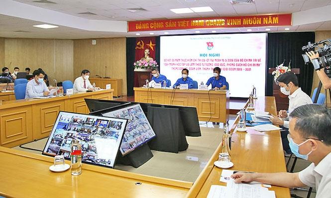 Trung ương Đoàn tặng bằng khen cho 25 đơn vị xuất sắc thực hiện Chỉ thị 05 của Bộ Chính trị