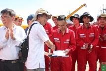 Gương sáng về cán bộ kỹ thuật điều tra tài nguyên biển