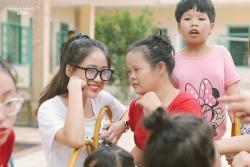 Press Beauty 2020: Các hoạt động nhân ái của Top 10 người đẹp tại Trung tâm bảo trợ ở Hà Nội