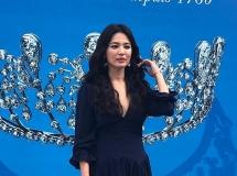 Song Hye Kyo rực rỡ tại sự kiện trang sức sau ồn ào ly hôn