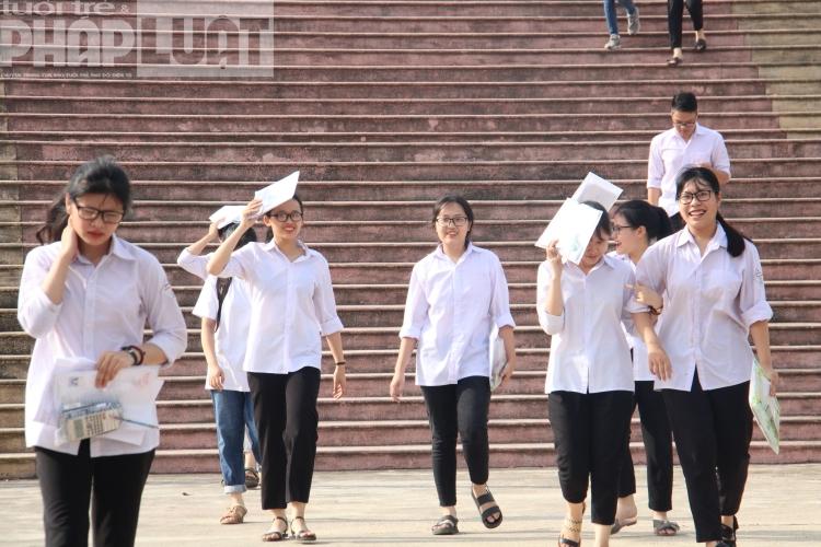 hang nghin thi sinh bi diem liet khong duoc cong nhan tot nghiep nam 2019