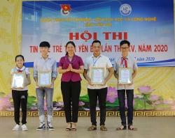 Phát hiện tài năng tin học qua Hội thi Tin học trẻ tỉnh Yên Bái