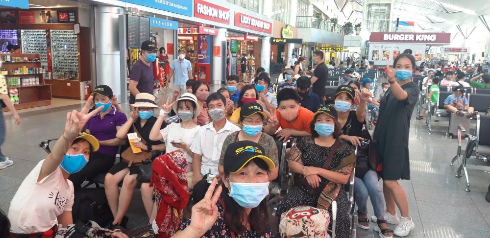 Hơn 1.000 trường hợp từ Đà Nẵng về Yên Bái đang được cách ly y tế tại nhà