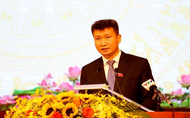 Ông Trần Huy Tuấn tái cử chức Chủ tịch UBND tỉnh Yên Bái với số phiếu tuyệt đối