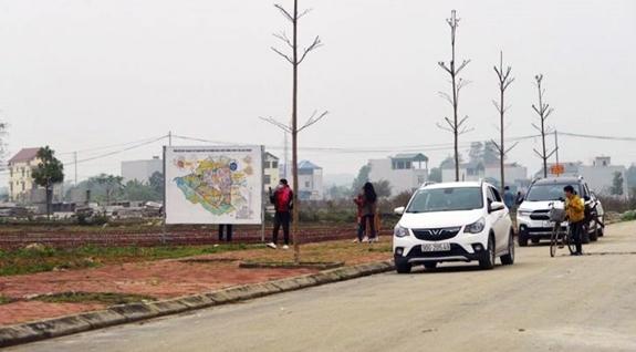 Nhà đầu tư có xu hướng tìm kiếm bất động sản ở huyện ngoại thành Hà Nội