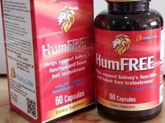 Khuyến cáo người dân không dùng sản phẩm bảo vệ sức khỏe Humfree