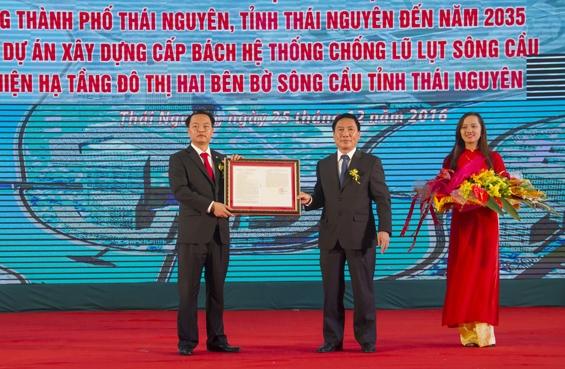 HĐND và UBND tỉnh Thái Nguyên qua mặt Thủ tướng phê duyệt dự án nhóm A