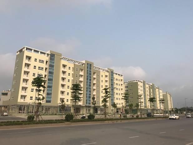 Hà Nội trưng dụng nhà tái định cư để làm bệnh viện dã chiến