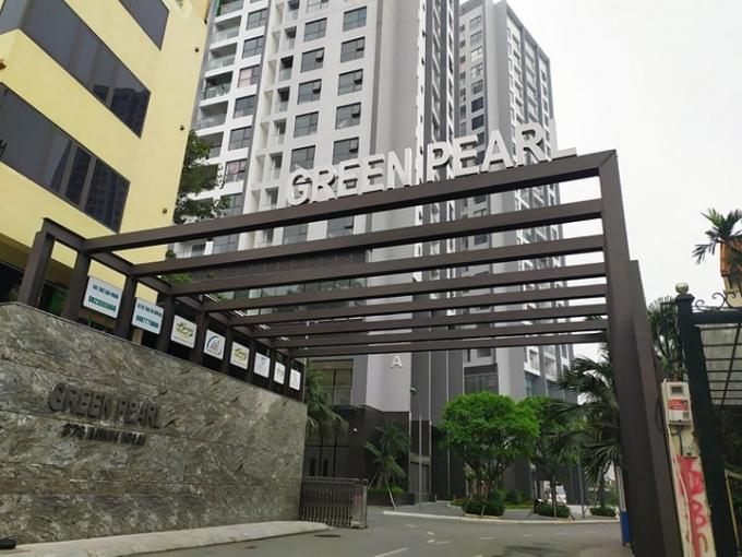Truy thu hơn 54 tỷ đồng đối với chủ đầu tư dự án Green Pearl 378 Minh Khai