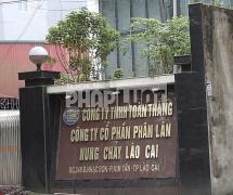 them mot doanh nghiep khai thac khoang san trai phep bi xu phat tai lao cai