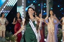 Người đẹp Lương Thùy Linh đăng quang Tân Hoa hậu Miss World 2019