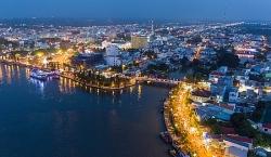 TP Vĩnh Long vừa được công nhận là đô thị loại II