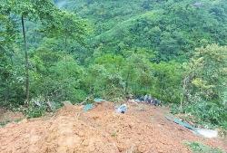 Đôi vợ chồng ở Lào Cai tử vong do sạt lở đất