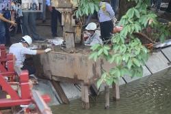Vượt tiến độ chính thức hoàn thành bờ kè Hồ Hoàn Kiếm, Hà Nội