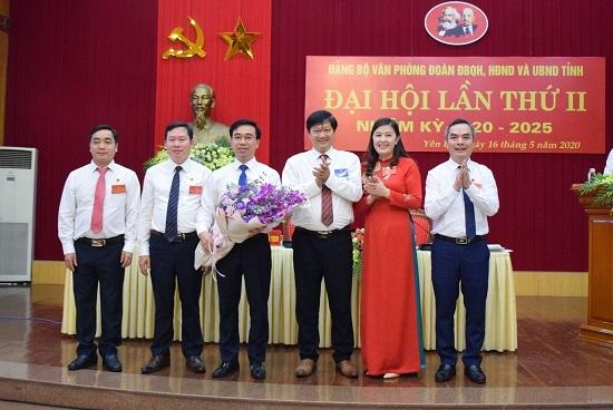 75 năm phát triển của Văn phòng Đoàn ĐBQH, HĐND và UBND tỉnh Yên Bái