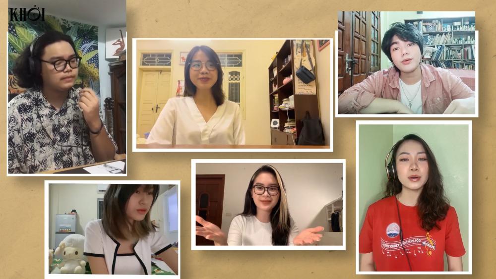 Đêm livestream đặc biệt chia tay sinh viên năm cuối Học viện Báo chí và Tuyên truyền