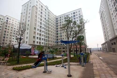 Nhiều dự án nhà ở xã hội mở bán, giá chỉ 8 triệu đồng/m2