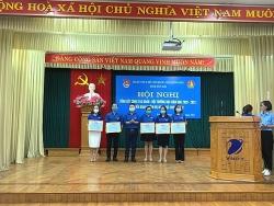 Tỉnh đoàn Yên Bái khen thưởng đơn vị đạt thành tích trong công tác Đoàn trường học