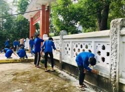 Tuổi trẻ Yên Bái: Nhiều thành tích nổi bật trong chiến dịch tình nguyện hè năm 2021