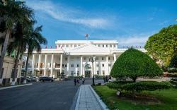 Sắp có tuyến đường hai chiều, rộng 23,5m đi vào trường Đại học Hà Nội