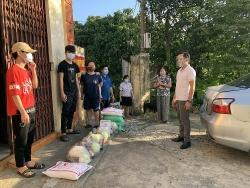 Ấm lòng đồng hương Yên Bái giữa Thủ đô trong những ngày giãn cách xã hội