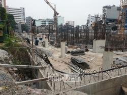 Công trình nào sẽ được thi công xây dựng khi thực hiện giãn cách xã hội?