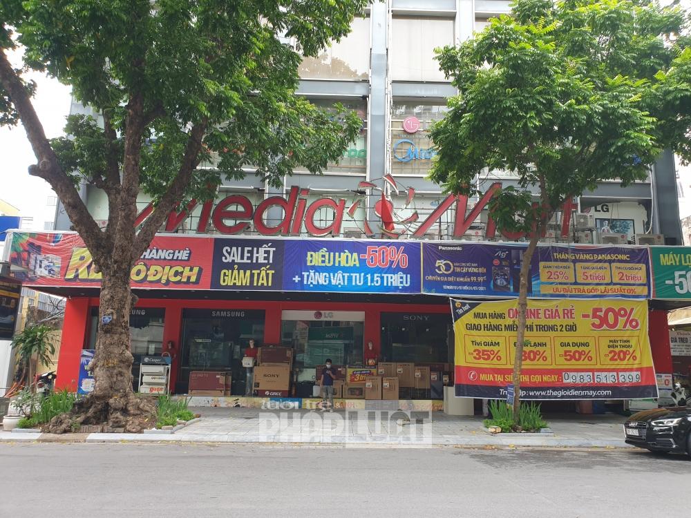 Nhiều chính sách giao hàng và lắp đặt miễn phí tại siêu thị MediaMart