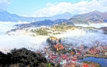 Huyện Sa Pa trở thành thị xã của tỉnh Lào Cai từ năm 2020