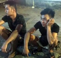 Tóm gọn 2 nghi phạm giết hại lái xe grab tại Yên Bái