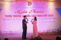 Khai mạc Liên hoan tuyên truyền ca khúc cách mạng tỉnh Yên Bái năm 2020