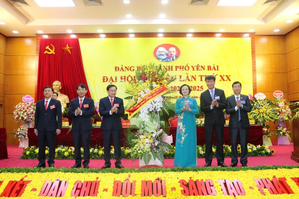 Đại hội Đảng bộ trên cơ sở tỉnh Yên Bái 2020 - 2025: 11 Bí thư cấp ủy được Đại hội bầu trực tiếp