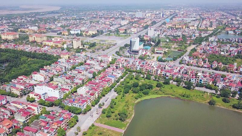 Quy hoạch TP Hưng Yên trở thành đô thị kết nối với vùng kinh tế của Thủ đô Hà Nội