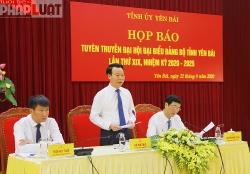 Yên Bái sẵn sàng cho Đại hội Đại biểu Đảng bộ tỉnh lần thứ XIX
