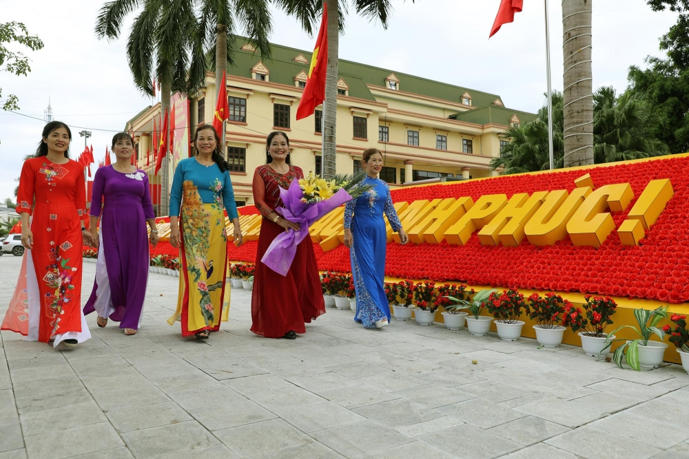 Lần đầu tiên tỉnh Yên Bái đưa chỉ số hạnh phúc vào chủ đề Đại hội Đảng bộ