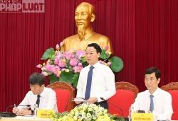 Tiêu chuẩn nhân sự lãnh đạo tỉnh Yên Bái đã được thông qua