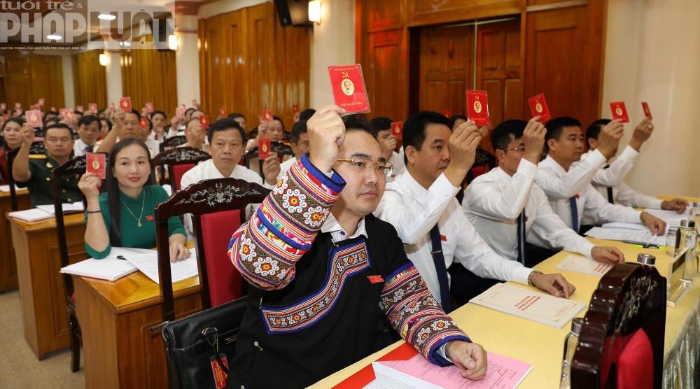 62 đại biểu trẻ tham gia Đại hội Đại biểu Đảng bộ tỉnh Yên Bái, nhiệm kỳ 2020 - 2025