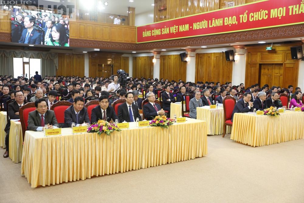 Khai mạc Đại hội Đại biểu Đảng bộ tỉnh Yên Bái lần thứ XIX, nhiệm kỳ 2020 - 2025