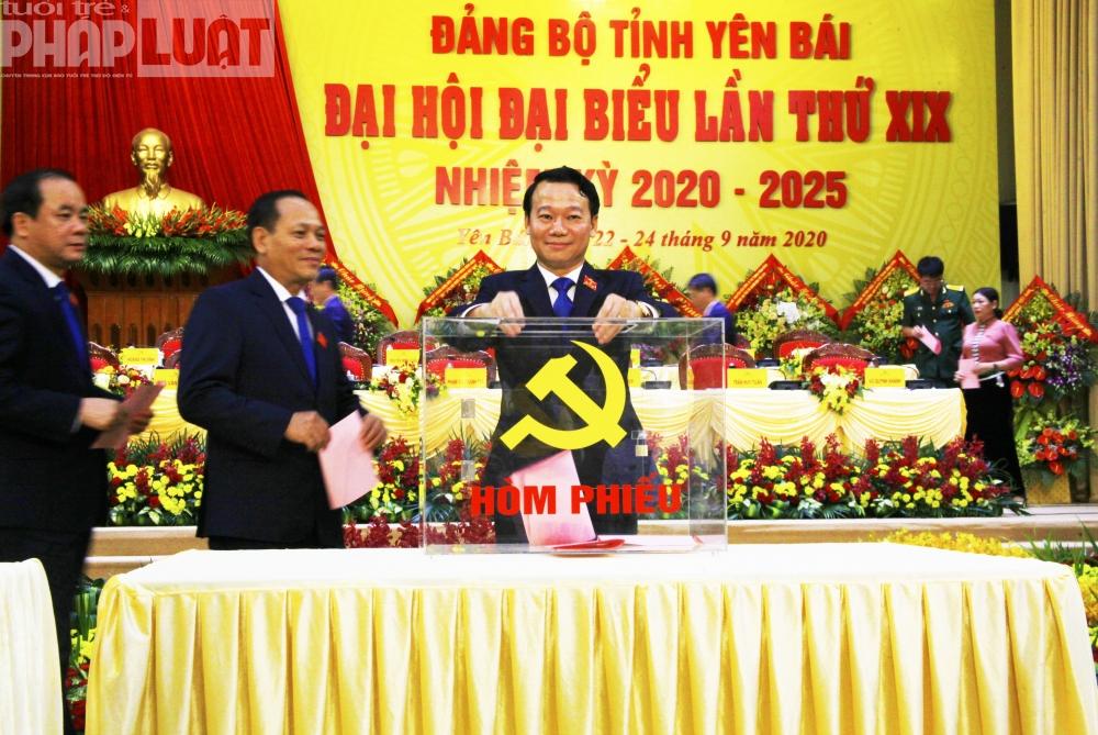 Chân dung tân Bí thư Tỉnh ủy Yên Bái, nhiệm kỳ 2020 - 2025