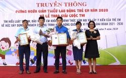 Yên Bái: Tuyên truyền phòng ngừa giảm thiểu lao động trẻ em