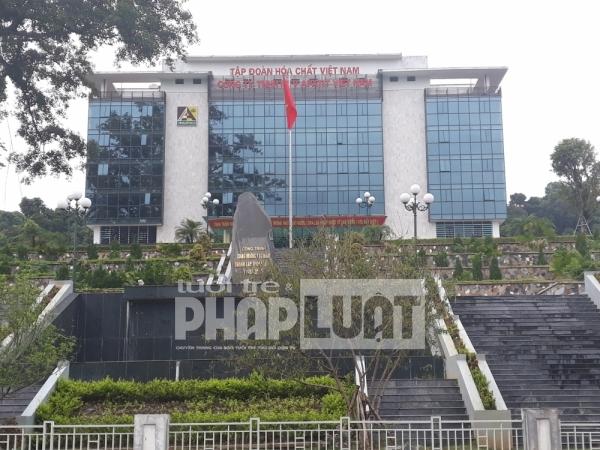 Bắt tạm giam Giám đốc Công ty xây dựng thương mại Lilama