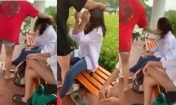 Công an TP Yên Bái vào cuộc làm rõ việc nữ sinh bị đánh hội đồng