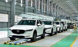 Nhập khẩu ô tô nguyên chiếc trên 10 nghìn xe trong tháng 8/2021