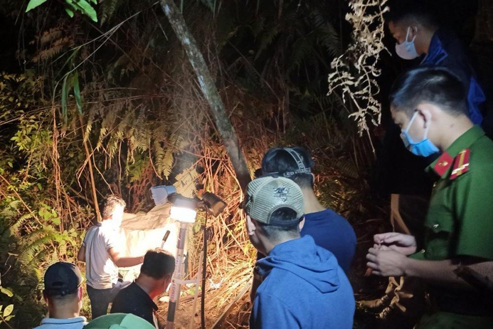 Công an Lai Châu điều tra vụ người phụ nữ tử vong trong rừng