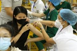 Nhiều địa phương tiêm vắc xin Covid-19 cho người dân đạt lỷ lệ cao