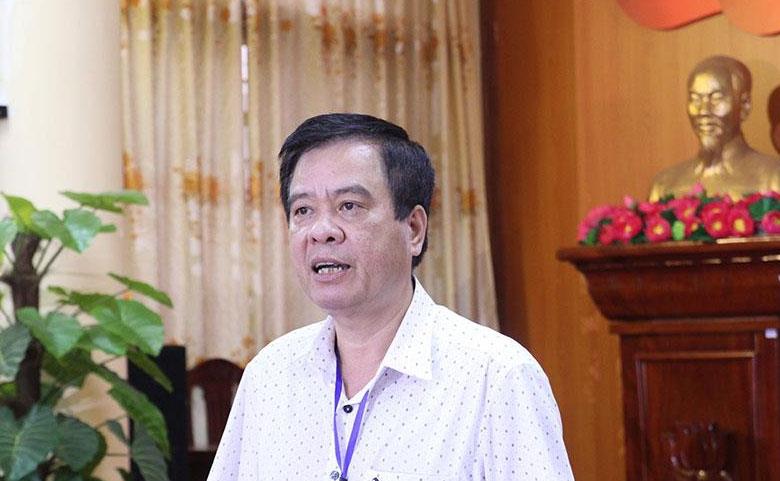 Vì sao Giám đốc Sở Giáo dục và Đào tạo tỉnh Điện Biên bị bắt?