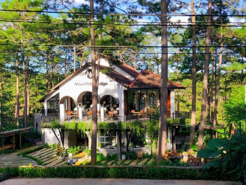 Một Home-stay tại Măng Đen