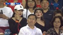 Dân mạng tìm kiếm cô gái trên khán đài trong trận Việt Nam - Malaysia