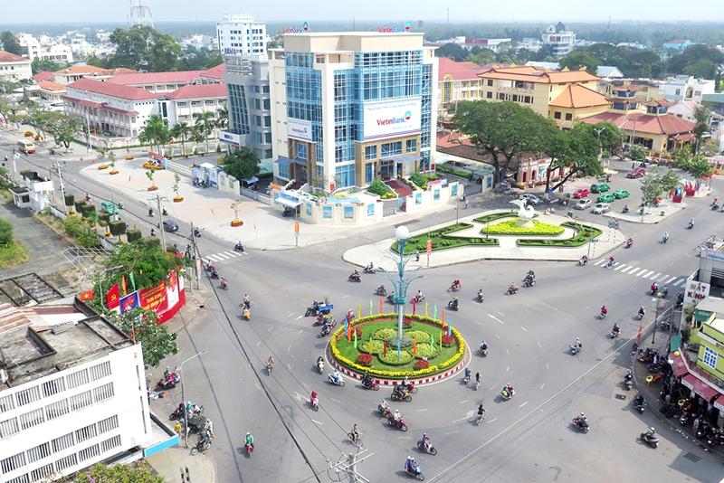 Chính phủ công nhận thành phố Bến Tre, Tân An và huyện Chợ Lách cán đích nông thôn mới