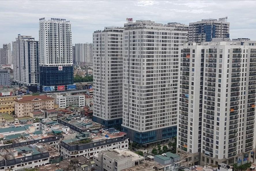 Hà Nội: Căn hộ bình dân vẫn khan hiếm