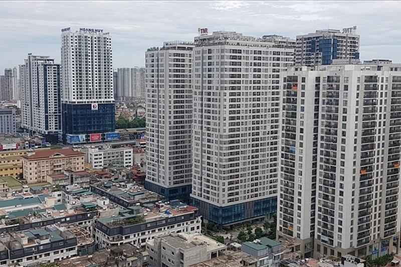 Thị trường bất động sản tại Hà Nội khan hiếm dòng sản phầm thuộc phân khúc bình dân.